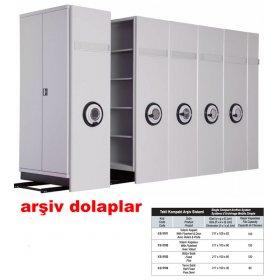 Kompakt Arşivleme Sistemleri 2